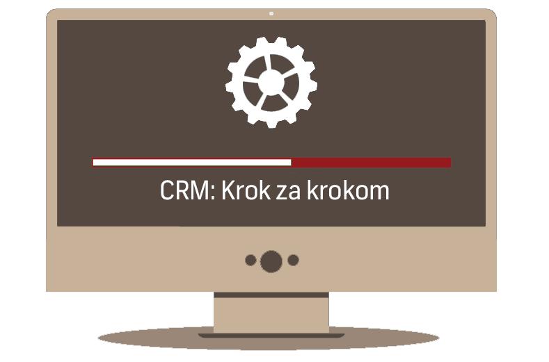 Implementácia CRM systému v ČMSS