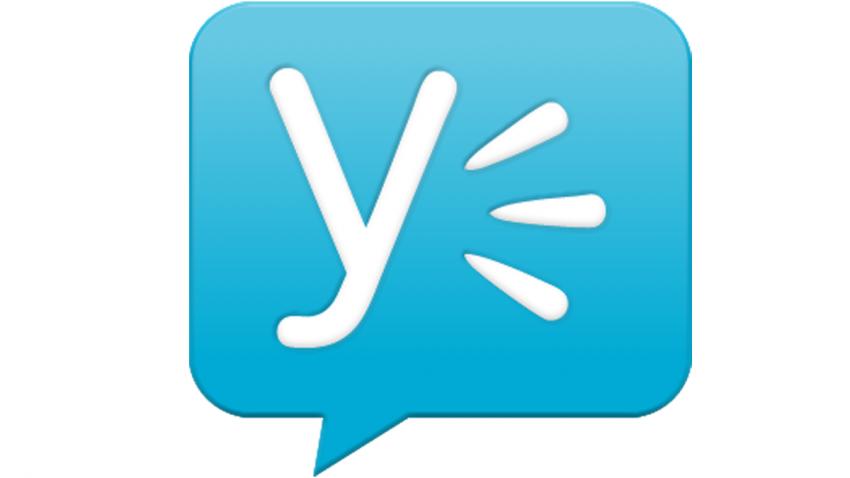 Firemná sociálna sieť Yammer