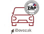 portál iDovoz.sk pre ZAP SR