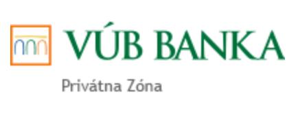 Webová aplikácia Privátna zóna pre VÚB banku