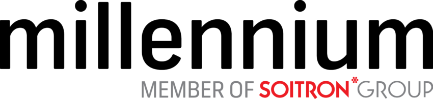 Millennium member of Soitron Group logo