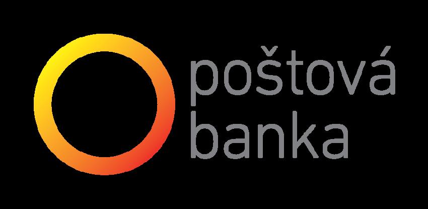 Poštová banka - logo