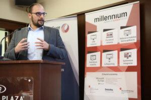 Millennium - Konferencia s AmCham 2017