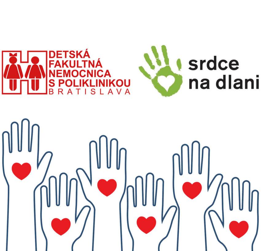 Millennium a CSR - podporenie DFNsP a Srdce na dlani